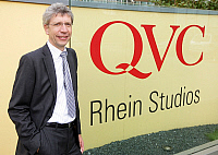 0179295 © Granger - Historical Picture ArchiveFLATTEN.   Flatten, Ulrich - CEO of QVC Germany - 09.10.2008. Full credit: ullstein bild / Granger, NYC -- All rights re