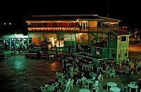 0186324 © Granger - Historical Picture ArchiveBAHAMAS: FREEPORT, 2005.   Nightlife in Freeport, Grand Bahama. Photograph, 2005. Full credit: Reinhard Dirscherl - ullstein bild / Granger, NYC -- All rights reserved.