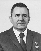 0188558 © Granger - Historical Picture ArchiveANDREJ GROMYKO.   Gromyko, Andrej - Politician, CPSU, USSR - +18.07.1909-02.07.1989+ Minister for Foreign Affairs (1957-1985) Chairman of the Presidium of the Supreme Soviet (1985-1989) - 1977 .