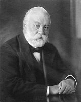 0190751 © Granger - Historical Picture ArchiveCARL FLUEGGE.   Fluegge, Carl - Medical scientist, Germany *1847-1923+ - Photographer: Rudolph Dührkoop - Published by: 'Zeitbilder' 64/1916 Vintage property of ullstein bild 01056542.