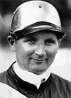 0193046 © Granger - Historical Picture ArchiveEDDY FREUNDT.   Eddy Freundt *24.04.1929-16.07.1990+ Jockey (trotting race), Germany - 1966 01032158.