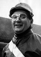 0193047 © Granger - Historical Picture ArchiveEDDY FREUNDT.   Eddy Freundt *24.04.1929-16.07.1990+ Jockey (trotting race), Germany - 1961 01032159.