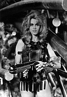 0201913 © Granger - Historical Picture ArchiveJANE FONDA.   Jane Fonda *21.12.1937- actress, USA in the movie Barbarella . Director: Roger Vadim - 1967, ullstein bild ID 00189179.