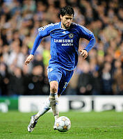 0206901 © Granger - Historical Picture ArchiveMICHAEL BALLACK.   Ballack, Michael - Football, Midfielder, FC Chelsea, Germany - in action on the ball - 30.04.2008, ullstein bild ID 00977654.