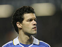 0206909 © Granger - Historical Picture ArchiveMICHAEL BALLACK.   Ballack, Michael - Football, Midfielder, FC Chelsea, Germany - 25.02.2009 .
