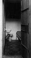 0225665 © Granger - Historical Picture ArchiveJUSTICE.   USA - New York Bundesstaat State: USA Reformatory: Elmira Correctional Facility, interior view, cell with sink and toilet bowl - Published by: 'Berliner Illustrirte Zeitung' 39/1913 Vintage property of ullstein bild.