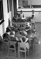 0230497 © Granger - Historical Picture ArchivePEOPLE.   Germany, children's home in Berlin Wiessensee. Picture taken by Frankl 1929.
