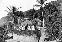 0230518 © Granger - Historical Picture ArchivePEOPLE.   Caribbean, Tobago, Moriah: In view of a medical mission - date unknown - 01.01.1910.