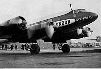 0234973 © Granger - Historical Picture ArchiveTRANSPORTATION.   Germany - Berlin:Focke-Wulf (FW) 200 Condor airplane rolling to the starting place, flight to Tokyo - 10./11.8.1938.