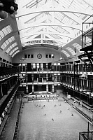 0236566 © Granger - Historical Picture ArchiveGEOGRAPHY.   Austria, Vienna - Public swimming baths Amalienbad, interieur view photo by A & E Frankl - 1927.