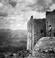 0236711 © Granger - Historical Picture ArchiveGEOGRAPHY.   Haiti: Citadelle de la Ferriere - Photographer: Colin Ross - 1937 Vintage property of ullstein bild.