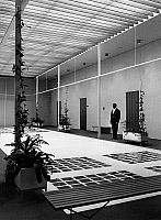 0237041 © Granger - Historical Picture ArchiveGEOGRAPHY.   Germany, Berlin, Reichstag: Foyer. 1963.
