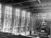 0238896 © Granger - Historical Picture ArchiveGEOGRAPHY.   Germany, Dortmund. Nicolai Church built by Pinno and Grund. Picture by Frankl 1930.