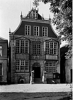 0239155 © Granger - Historical Picture ArchiveGEOGRAPHY.   Germany, Lower Saxony, East Friesland: castle in Jever, city hall, about 1930.