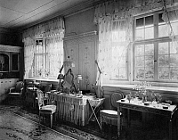 0245559 © Granger - Historical Picture ArchiveLIFESTYLE.   Germany Berlin: villa of Carl Fuerstenberg room with a dressing table - 1913 taken by Waldemar Titzenthaler.
