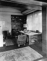 0245665 © Granger - Historical Picture ArchiveLIFESTYLE.   Room in the Villa Zissu in Berlin Grunewald, Gustav-Freytag-Strasse 12 - the bedroom. Architect: Michael Rachlis, picture taken by Martin Munkacsi 1931.