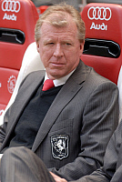 0260880 © Granger - Historical Picture ArchiveSTEVEN MCCLAREN.   McClaren, Steven - Trainer of FC Twente Enschede, Great Britain - 23.06.2009. Caro / Wareham - ullstein bild / Granger, NYC -- All rights reserved.
