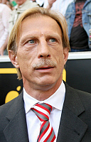 0261233 © Granger - Historical Picture ArchiveCHRISTOPH DAUM.   Daum, Christoph - Soccer, Coach, 1. FC Koeln, Germany - 16.08.2008 *** Local Caption *** 01014674. contrast/Pollack - ullstein bild / Granger, NYC -- All rights r