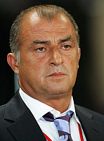 0261328 © Granger - Historical Picture ArchiveFATIH TERIM .   Fatih Terim - Soccer, Coach, National Team, Turkey - 08.10.2005 *** Local Caption *** 00966342. Firo - ullstein bild / Granger, NYC -- All rights reserved.