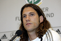 0261744 © Granger - Historical Picture ArchiveTORSTEN FRINGS .   Torsten Frings - midfielder, national team, Germany - 05.06.2007Gesperrt-fuer-Werbung! Nicht-an-ASV-Objekte! No-commercial-use! Not-available-for-Axel-Springer! *** Local Caption *** 00921763. Public Address - ullstein bild / Granger, NYC -- All rights reserved.
