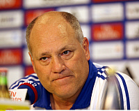 0262542 © Granger - Historical Picture ArchiveMARTIN JOL.   Jol, Martin - Coach, Hamburger SV, The Netherlands - 13.09.2008 *** Local Caption *** 01015101. Bergmann - ullstein bild / Granger, NYC -- All rights reserved.