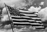 0621875 © Granger - Historical Picture ArchiveOLD GLORY, c1915.   American flag, photographed c1915.