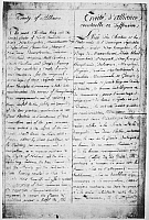0075542 © Granger - Historical Picture ArchiveTREATY OF ALLIANCE, 1778.   First page of the printed text of the Treaty of Alliance with France concluded at Paris, France, on 6 February 1778.