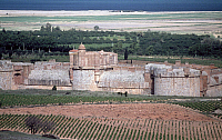 0359335 © Granger - Historical Picture ArchiveART & ARCHITECTURE.   Fort de Salses (1497-1504), Salses-le-Chateau, Languedoc-Roussillon, France. Full Credit: De Agostini Picture Library / Granger, NYC -- All rights reserved.