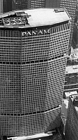 0133658 © Granger - Historical Picture ArchiveNEW YORK: PAN AM BUILDING.   The Pan Am Building (now the MetLife Building) at Park Avenue and 42nd Street in New York City.