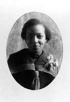 0621419 © Granger - Historical Picture ArchiveWOMAN, c1899.   Portrait of an African American woman from Georgia. Photograph, c1899.