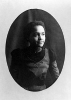 0621421 © Granger - Historical Picture ArchiveWOMAN, c1899.   Portrait of an African American woman from Georgia. Photograph, c1899.