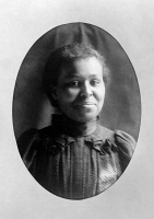 0621425 © Granger - Historical Picture ArchiveWOMAN, c1899.   Portrait of a young African American woman from Georgia. Photograph, c1899.