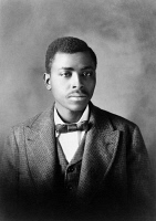 0621451 © Granger - Historical Picture ArchiveMAN, c1899.   Portrait of an African American man from Georgia. Photograph, c1899.