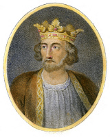 0088736 © Granger - Historical Picture ArchiveEDWARD I (1239-1307).   King of England, 1272-1307. Aquatint, English, 18th century.