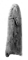 0167887 © Granger - Historical Picture ArchiveNEOLITHIC PHALLUS FIGURE.   Clay figure of the Cucuteni culture representing a phallus, from Valeni-Neamt, northeastern Romania, 3000-2600 B.C.