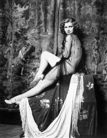 0623281 © Granger - Historical Picture ArchiveZIEGFELD GIRL, c1928.   Actress and Ziegfeld girl Drucilla Strain, photographed by Alfred Johnston Cheney, c1928.