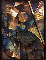 0032013 © Granger - Historical Picture ArchiveSCHWITTERS: MERZBILD, 25A.   Collage, 1920, by Kurt Schwitters. EDITORIAL USE ONLY.