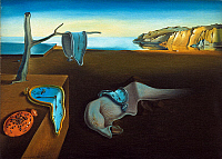0029723 © Granger - Historical Picture ArchivePERSISTENCE OF MEMORY.   'Persistence of Memory.' Oil on canvas by Salvador Dali, 1931. EDITORIAL USE ONLY. EDITORIAL USE ONLY.
