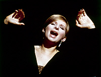 0120649 © Granger - Historical Picture ArchiveFILM: FUNNY GIRL, 1968.   Barbra Streisand starring in the 1968 movie musical based on the life of the American comedienne and singer Fanny Brice.