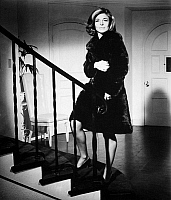 0089197 © Granger - Historical Picture ArchiveTHE GRADUATE, 1967.   Anne Bancroft as Mrs. Robinson.