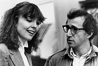 0122118 © Granger - Historical Picture ArchiveFILM: MANHATTAN, 1979.   Diane Keaton as Mary Wilkie and Woody Allen as Isaac Davis in the film 'Manhattan,' written and directed by Woody Allen.