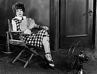 0003796 © Granger - Historical Picture ArchiveAMAZING MAZIE, 1925.   American actress Alberta Vaughn in a scene from the film 'The Adventures of Mazie,' 1925.