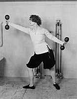 0015916 © Granger - Historical Picture ArchiveSILENT STILL: EXERCISE.