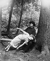 0036775 © Granger - Historical Picture ArchiveSILENT FILM STILL: FAINTING.