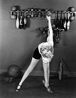 0039691 © Granger - Historical Picture ArchiveSILENT STILL: EXERCISE.