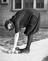0039699 © Granger - Historical Picture ArchiveSILENT STILL: EXERCISE.