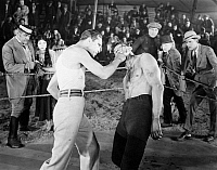 0062331 © Granger - Historical Picture ArchiveSILENT FILM STILL: BOXING.