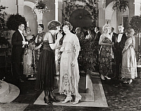 0072623 © Granger - Historical Picture ArchiveSILENT FILM STILL: PARTIES.