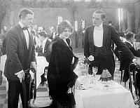 0073650 © Granger - Historical Picture ArchiveSILENT FILM: RESTAURANT.