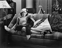 0074411 © Granger - Historical Picture ArchiveSILENT FILM STILL: WOMAN.   Sally O'Neil in 'Park Avenue Ladies.'